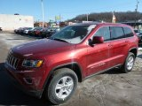 2014 Deep Cherry Red Crystal Pearl Jeep Grand Cherokee Laredo 4x4 #91005858