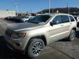 2014 Cashmere Pearl Jeep Grand Cherokee Limited 4x4 #91005854