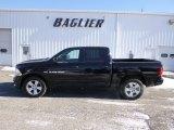 2012 Black Dodge Ram 1500 ST Crew Cab 4x4 #91006112