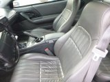 1997 Chevrolet Camaro Z28 SS Coupe Front Seat