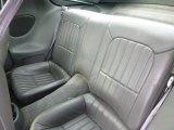 1997 Chevrolet Camaro Z28 SS Coupe Rear Seat