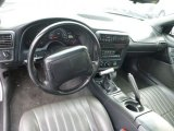 1997 Chevrolet Camaro Z28 SS Coupe Dark Grey Interior