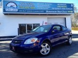 2007 Laser Blue Metallic Chevrolet Cobalt LT Coupe #91006104