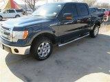 2014 Blue Jeans Ford F150 XLT SuperCrew #91005527