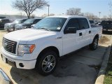 2014 Oxford White Ford F150 STX SuperCrew #91005526