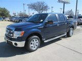 2014 Blue Jeans Ford F150 XLT SuperCrew #91005524