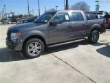 2014 Sterling Grey Ford F150 STX SuperCrew #91005522