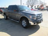 2014 Sterling Grey Ford F150 XLT SuperCrew 4x4 #91005519