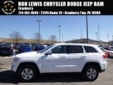 2014 Bright White Jeep Grand Cherokee Laredo 4x4 #91005599