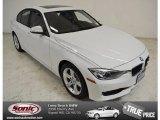 2014 Alpine White BMW 3 Series 328d Sedan #91005818