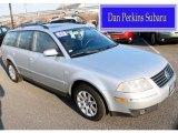 2003 Reflex Silver Metallic Volkswagen Passat GLS Wagon #91005444
