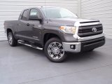 2014 Magnetic Gray Metallic Toyota Tundra SR5 Double Cab #91005801
