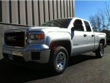 2014 Quicksilver Metallic GMC Sierra 1500 Double Cab #91005438