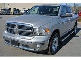 2014 Bright Silver Metallic Ram 1500 SLT Crew Cab 4x4 #91005988