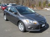 2014 Sterling Gray Ford Focus SE Sedan #91048099