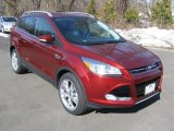 2014 Ruby Red Ford Escape Titanium 2.0L EcoBoost 4WD #91048093
