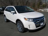 2014 White Platinum Ford Edge Limited AWD #91048091