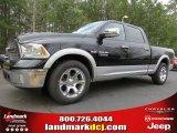 2014 Black Ram 1500 Laramie Crew Cab #91047882