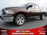 2014 Western Brown Ram 1500 Big Horn Crew Cab #91047881