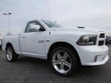 2014 Ram 1500 Bright White