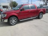 2014 Ruby Red Ford F150 Lariat SuperCrew #91047800