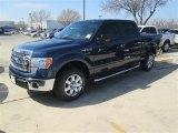 2014 Blue Jeans Ford F150 XLT SuperCrew #91047797