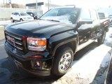 2014 Onyx Black GMC Sierra 1500 SLE Double Cab 4x4 #91047985