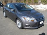 2014 Sterling Gray Ford Focus SE Sedan #91048106