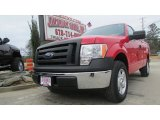 2011 Race Red Ford F150 XLT Regular Cab #91047977