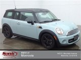 2014 Ice Blue Mini Cooper Clubman #91047919