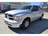 2011 Bright Silver Metallic Dodge Ram 1500 SLT Quad Cab #91074407