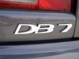 Aston Martin DB7 Badges and Logos
