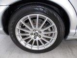 Jaguar XJ 2007 Wheels and Tires
