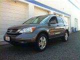 2011 Urban Titanium Metallic Honda CR-V EX-L 4WD #91092515