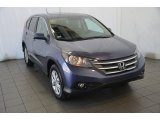 2013 Twilight Blue Metallic Honda CR-V EX #91091958