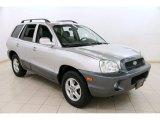 2004 Pewter Hyundai Santa Fe GLS #91092425