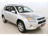 2011 Classic Silver Metallic Toyota RAV4 V6 Limited 4WD #91092424