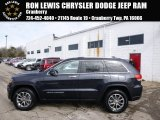 2014 Maximum Steel Metallic Jeep Grand Cherokee Limited 4x4 #91092105
