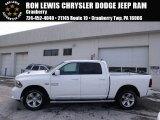 2014 Bright White Ram 1500 Sport Crew Cab 4x4 #91092099
