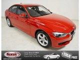 2013 Crimson Red BMW 3 Series 328i xDrive Sedan #91092346