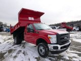 2014 Ford F350 Super Duty XL Regular Cab 4x4 Dump Truck Data, Info and Specs