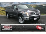 2014 Magnetic Gray Metallic Toyota Tundra Limited Double Cab 4x4 #91091925