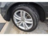 Volkswagen Touareg 2013 Wheels and Tires