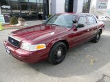 2009 Ford Crown Victoria Police Interceptor Front 3/4 View