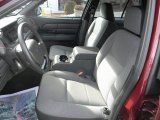 2009 Ford Crown Victoria Police Interceptor Front Seat