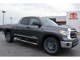 2014 Magnetic Gray Metallic Toyota Tundra SR5 Double Cab #91129406