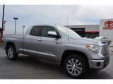 2014 Silver Sky Metallic Toyota Tundra Limited Double Cab #91129402