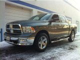 2012 Mineral Gray Metallic Dodge Ram 1500 Big Horn Crew Cab 4x4 #91129810