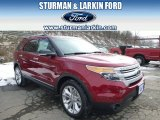 2014 Ruby Red Ford Explorer XLT 4WD #91129390