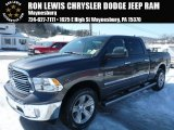 2014 Mineral Gray Metallic Ram 1500 Big Horn Crew Cab 4x4 #91129453